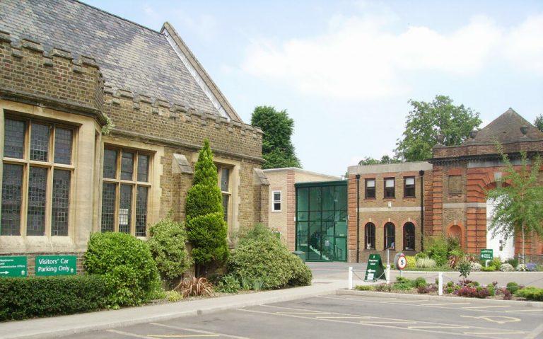 Aldenham School Main Entrance (1)